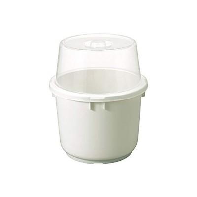 トンボ つけもの器 まごころ漬け 10型 漬物樽