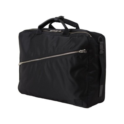 【カバンのセレクション】 吉田カバン ポーター リフト ビジネスバッグ 3WAY ビジネスリュック メンズ A4 B4 PORTER 822-07562 ユニセックス ブラック 在庫 Bag&Luggage SELECTION