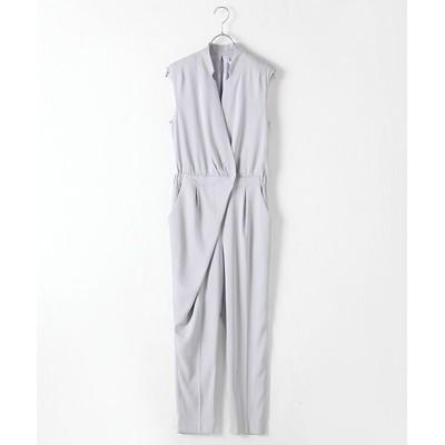 DRESS UP CLOSET/ドレスアップクローゼット ジャンプスーツ アイスグレー S-M