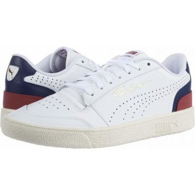 プーマ PUMA メンズ スニーカー シューズ・靴 Ralph Sampson Lo Perf Puma White/Peacoat/Whisper White