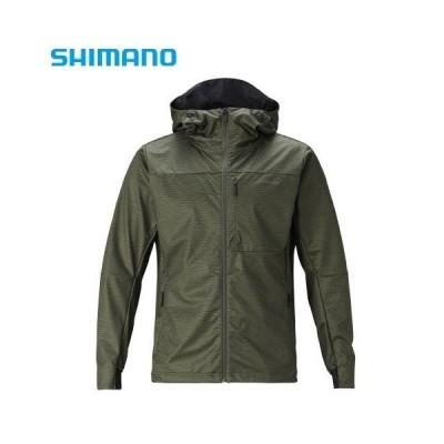 シマノ(SHIMANO) WJ-040T DURAST ストレッチフーディー タイド柄 (お取り寄せ)