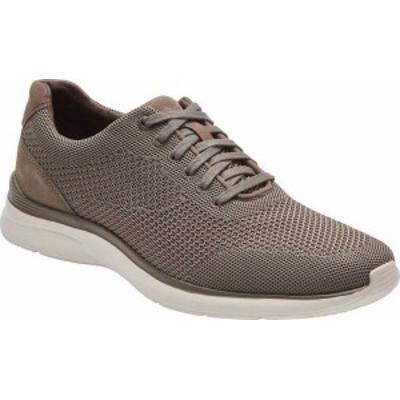 ロックポート メンズ スニーカー シューズ Men's Rockport Total Motion Active Mesh Plain Toe Sneaker Breen Leather/Synthetic