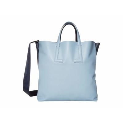 ラコステ ハンドバッグ バッグ レディース Fashion Show Tote Bag Cement/Light Blue/Clay