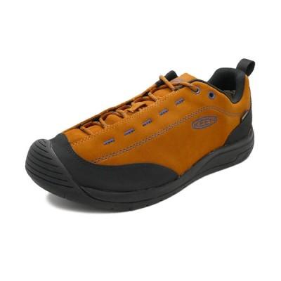 スニーカー キーン KEEN ジャスパーツーウォータープルーフ パンプキンスパイス/ブラック 1023872 メンズ シューズ 靴 20FW