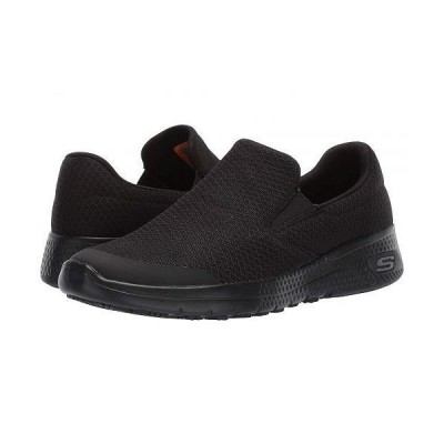 SKECHERS Work スケッチャーズ レディース 女性用 シューズ 靴 スニーカー 運動靴 Marsing - Black