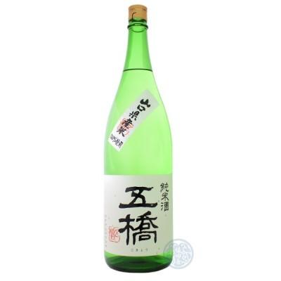 五橋 純米酒 1800ml 日本酒 山口県 地酒 神戸酒心館