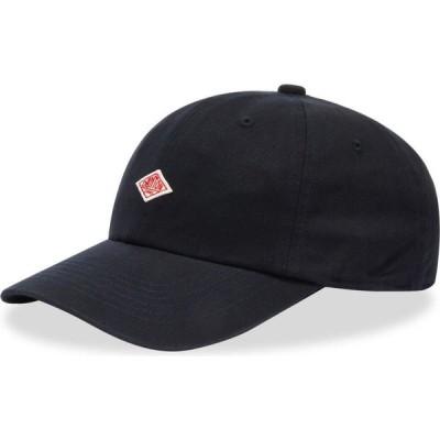 ダントン Danton メンズ キャップ 帽子 twill baseball cap Navy