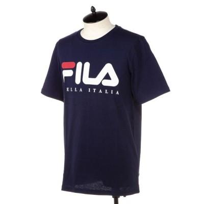フィラ メンズ Tシャツ FILA LM913784 412 ネイビー M メール便可