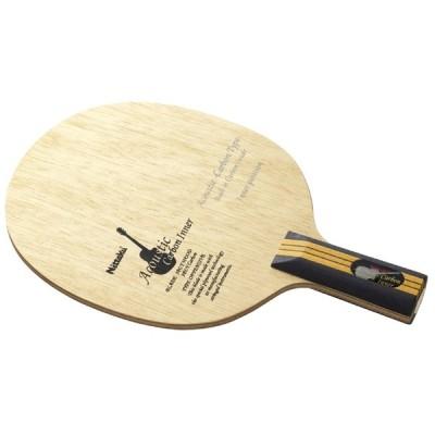 ニッタク(Nittaku) 卓球 ラケット アコーカーボンインナー C ペンホルダー (中国式) 特殊素材入り NC-0192