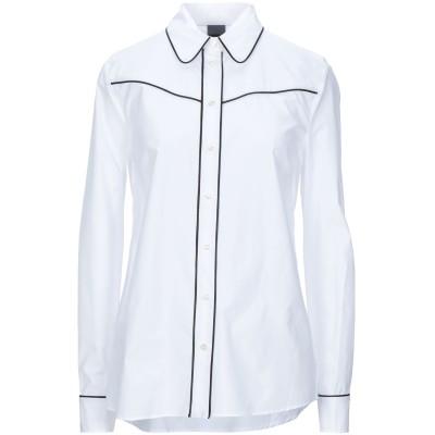 ピンコ PINKO シャツ ホワイト 40 コットン 100% シャツ