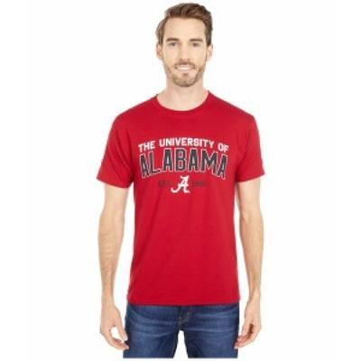 チャンピオン メンズ シャツ トップス Alabama Crimson Tide Jersey Tee Cardinal 4