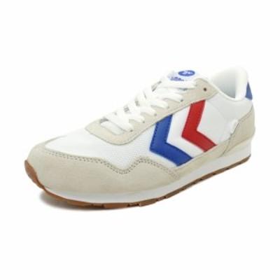 スニーカー ヒュンメル HUMMEL リフレックスロー ホワイト レディース シューズ 靴 19SS