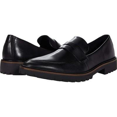 エコー Modern Tailored Loafer レディース ローファー Black Cow Leather