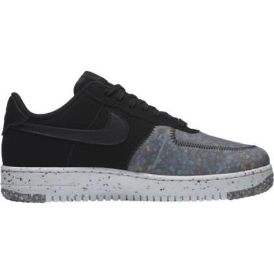 ナイキ メンズ エアフォース1 Nike Air Force 1 Crater スニーカー Black/Grey