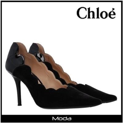 Chloe クロエ パンプス ヒール