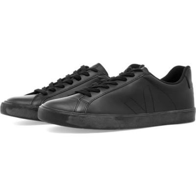 ヴェジャ Veja メンズ スニーカー シューズ・靴 Esplar Clean Leather Sneaker Triple Black