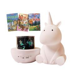 [Yep2 芽比兔]芽比兔換幻動物故事燈