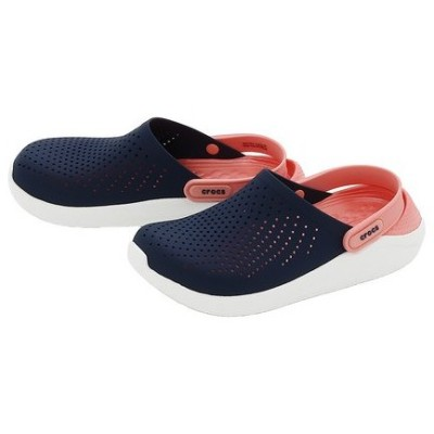 クロックス(crocs) サンダル ライトライド クロッグ 04592-4JG NvyMln オンライン価格 (Lady's)