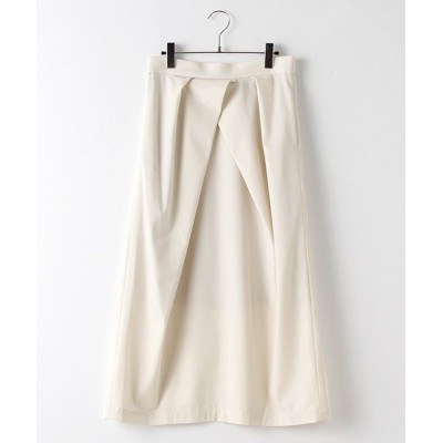 MARcourt/マーコート front tucke tight SK off white 2