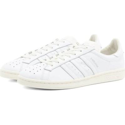 アディダス Adidas メンズ スニーカー シューズ・靴 earlham White/Off White