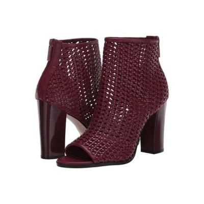 カルバンクライン Calvin Klein レディース ブーツ シューズ・靴 Celise Barn Red