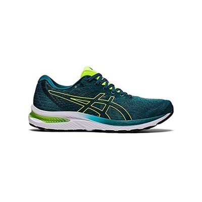 ASICS Men's Gel-Cumulus 22 Running Shoes, 9.5, Misty Pine/Velvet Pine