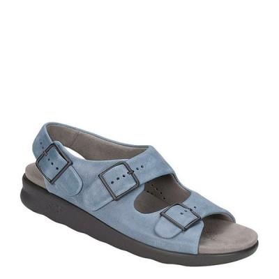 サス レディース サンダル シューズ Relaxed Leather Sandals