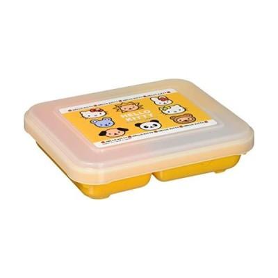 タカギ産業 きれいな器幼稚園ハローキティ イエロー内/透明 PR-23 PP(ポリプロピレン) 日本製 RTKB702