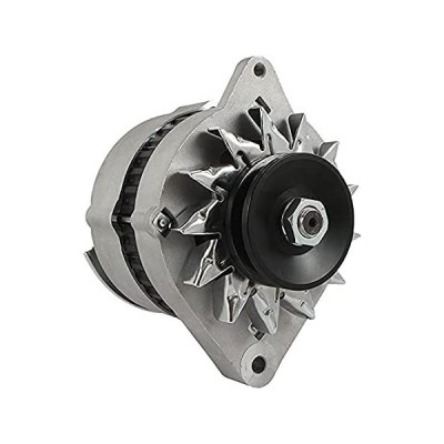 New Alternator Compatible with/Replacement for 63-70 Amc, 60-72 Jeep Er/Ef;