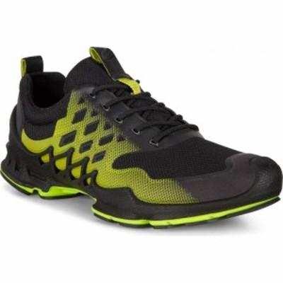 エコー ECCO メンズ スニーカー シューズ・靴 Biom Aex Sneaker Black/Lime Punch