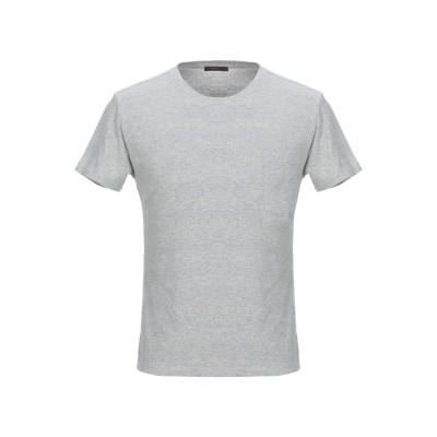 トゥルーニューヨーク TRUE NYC® T シャツ ライトグレー XXL コットン 70% / 麻 30% T シャツ