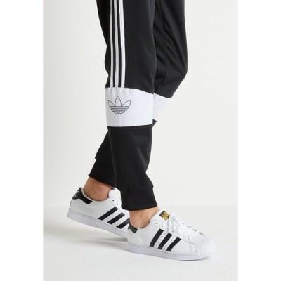 アディダスオリジナルス スニーカー メンズ シューズ SUPERSTAR - Trainers - footwear white/core black