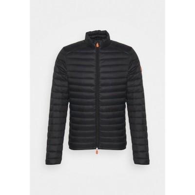 セーブザダック ジャケット&ブルゾン メンズ アウター ALEXANDER - Light jacket - black