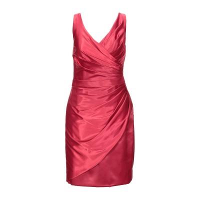 BELLA RHAPSODY by VENUS BRIDAL ミニワンピース&ドレス ボルドー 46 ポリエステル 100% ミニワンピース&ドレス