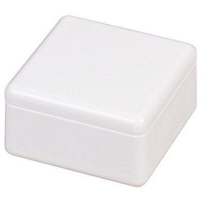 Cube Box おにぎらず ホワイト C-451 パール金属(PEARL METAL)