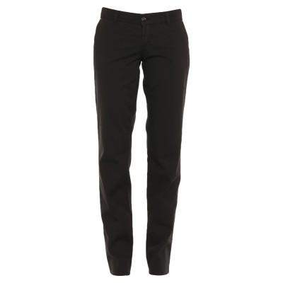 ガリアーノ GALLIANO パンツ ブラック 25 コットン 97% / ポリウレタン 3% パンツ