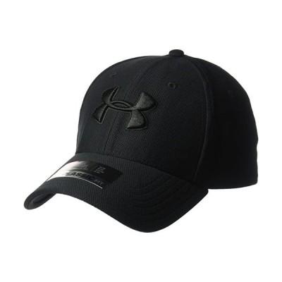 アンダー アーマー Blitzing 3.0 Cap メンズ 帽子 Black/Black/Black