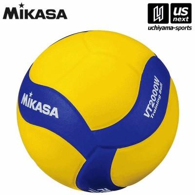 ミカサ バレーボール トレーニングボール 5号 2kg (VT2000W) [取り寄せ][自社](メール便不可)