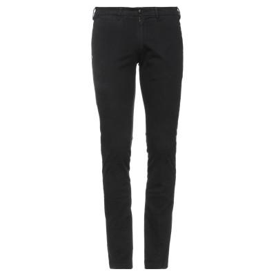 フォーティーウエフト 40WEFT パンツ ブラック 46 コットン 98% / ポリウレタン 2% パンツ