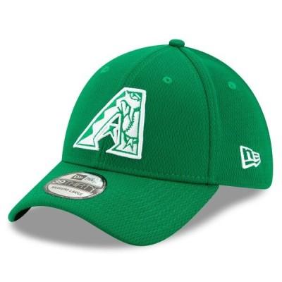 MLB アリゾナ・ダイヤモンドバックス キャップ/帽子 2020 セント・パトリックス・デー 39THIRTY ニューエラ/New Era ケリーグリーン