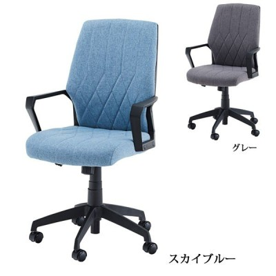 (OFC-30SBL/GY)オフィスチェア ゲーミングチェア 在宅勤務