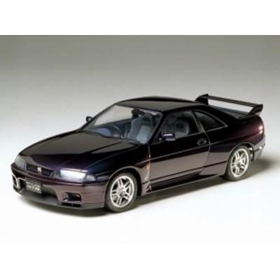 タミヤ 24145 1/24 ニッサン スカイライン GT-R Vスペック ≪1/24 スポーツカーシリーズ No.145≫