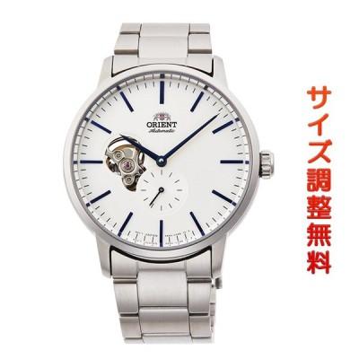 オリエント ORIENT 腕時計 メンズ 自動巻き メカニカル コンテンポラリー CONTEMPORARY セミスケルトン RN-AR0102S 正規品