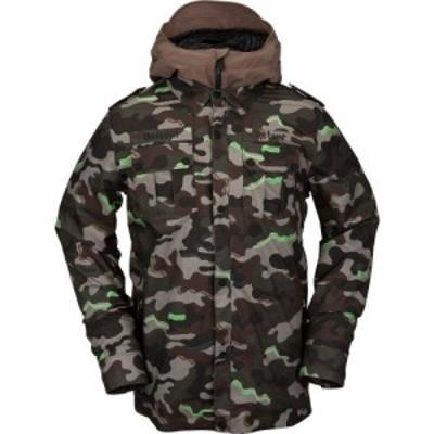 ボルコム Volcom メンズ スキー・スノーボード ジャケット アウター creedle2stone snowboard jacket Army