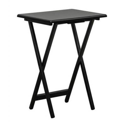 フォールディングテーブル IS-01-BK ブラック