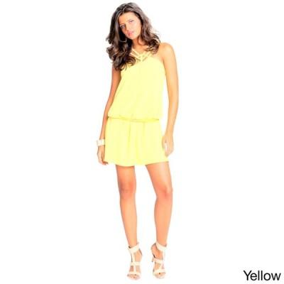 サラブー ドレス Sara Boo Strappy Cami-Dress