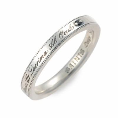 リング 指輪 メンズ SAINTS シルバー 彼氏 誕生日プレゼント ギフト