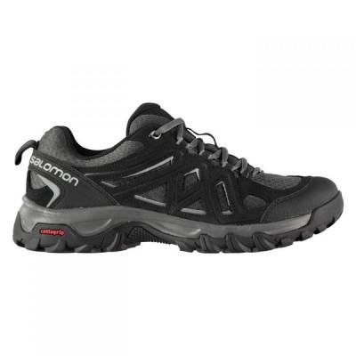 サロモン Salomon メンズ ランニング・ウォーキング シューズ・靴 Evasion 2 Aero Walking Shoes Black/Magnet