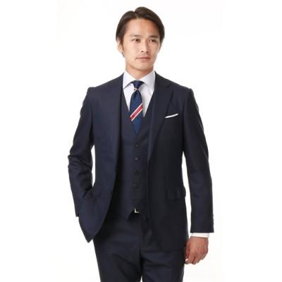 プレミアムスタイリッシュスーツ【Super110's】【スリーピース】