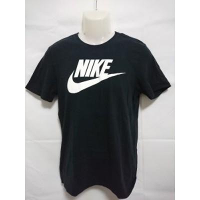 【古着】★送料無料★NIKE/ナイキ メンズM Tシャツ半袖 ロゴ フューチュラ カットソー ブラック 696708-015